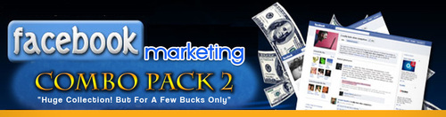 Product picture Facebook Marketing Combo Pack 2